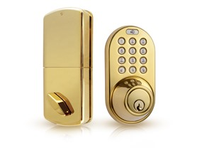 Morning Industry DF-02P Keypad Deadbolt