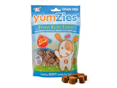 YumZies Regular Peanut Butter - 8oz