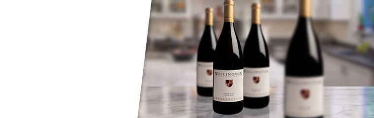 Wellington Sonoma Valley Estate Syrah