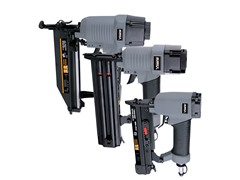 NuMax 3-Piece Finishing Nailer Kit