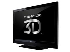 """42"""" 1080p 3D LCD HDTV Bundle"""
