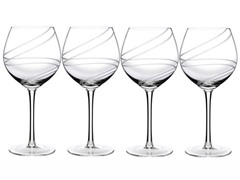 Luigi Bormioli Balloon Wine 4pc Set