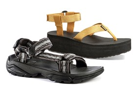 Teva Men's and Women's Sandals