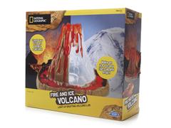 Fire & Ice Volcano