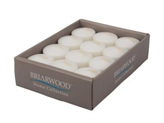 Stonebriar Set of 12 Votive Candles