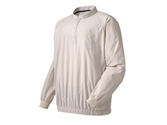 FootJoy Long Sleeve Windshirt - Stone