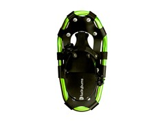 "Lucky Bums Steel Snowshoes - 14"" Green"