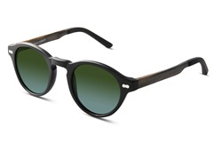 Robertson Sunglasses, Walnut