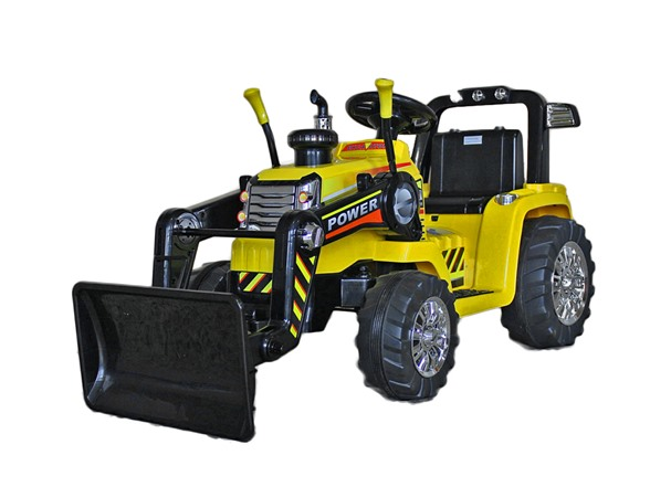 Best Ride On Cars V Power Tractor