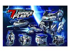 Solar Space Fleet