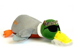 Duck Dynasty Duck- Phil- 2 Sizes