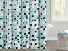 Odette PEVA Shower Curtain