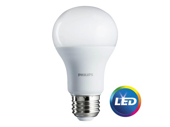 Phillips 14 Watt A19 Frosted Led Bulb 5 99 Free Shipping For Prime Members