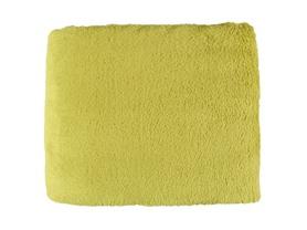 Cozy Fleece 50x60 Throw-Citronella