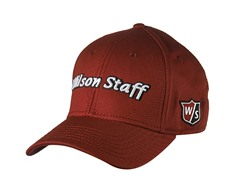 Wilson TOUR L/XL Hat - Red