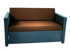 Conjunto Two Seater Sofa