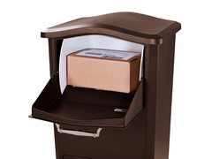 Elephantrunk Parcel Drop Box, Oil Rubbed Bronze