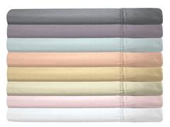 800TC Sheet Set - 8 Colors - 3 Sizes