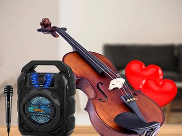 Instruments for Serenading your Valentine