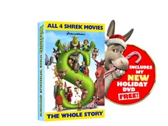 Shrek: The Whole Story Boxed Set - DVD