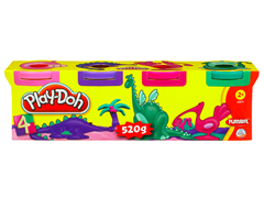 Play-Doh Secondary Colors - 4 Pack