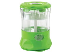 Fresh Mill Herb Storage Canister/Mill Green