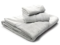The Finest 3 Piece Towel Set-3 Colors