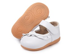 Squeaky Shoe - Isabella, White (3-8)