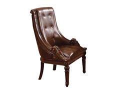 Winfred Side Chair - Cherry Finish