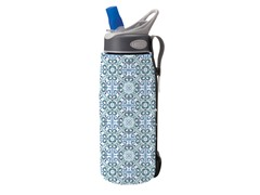 CamelBak .75L Bottle Sleeve- Blue/White