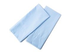 380 Percale 2Pc Standard Blue