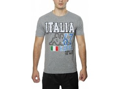Kappa Italia Mondo S/S T-Shirt