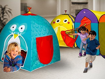 Tents Made for Fun!