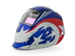 Python Spirit with 1000F Filter Welding Helmet