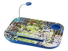 Laptop Cushion -  Pixel Design