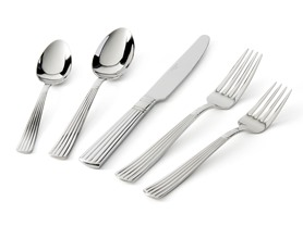 Wallace 18/10 20pc Flatware Set-Parker
