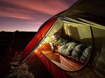 Klymit Camping Gear!