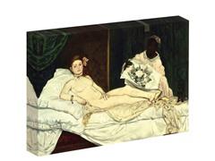 Manet Olympia, 1863 (2 Sizes)