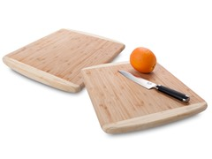 Core Bamboo Peony Medium Cutting Boards-Set of 2