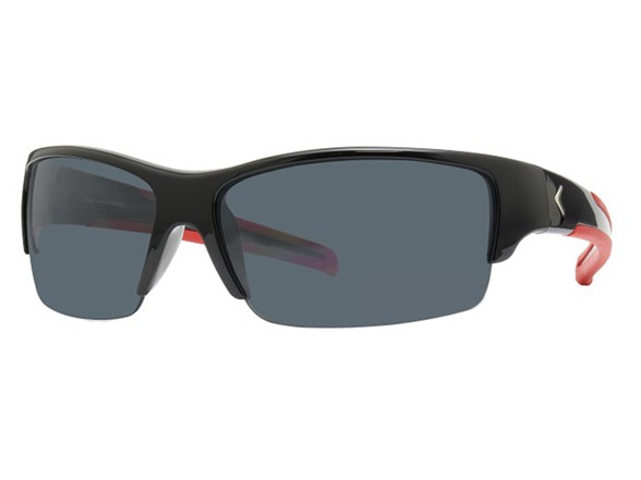 Backswing Sunglasses Blackred