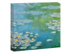 Monet Nympheas at Giverny (2 Sizes)