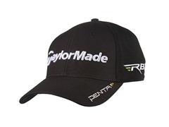 TaylorMade Stretch Ball Tour Hat - Black