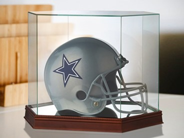 Sports Memorabilia Display Cases