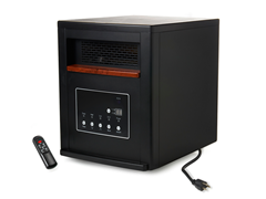 LifeSmart 1500W Quartz Infrared Heater