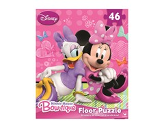 Minnie Bowtique Floor Puzzle