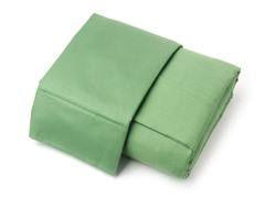 800TC Sheet Set-Green-Queen