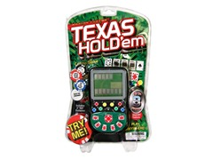 Pocket Arcade Texas Hold 'em Game