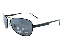 Polarized Langley Sunglasses, Black