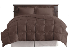 5-Pc Comforter Set - Chocolate - 2 Sizes