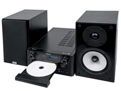 Teac CD/SD/Bluetooth Receiver w/Speakers